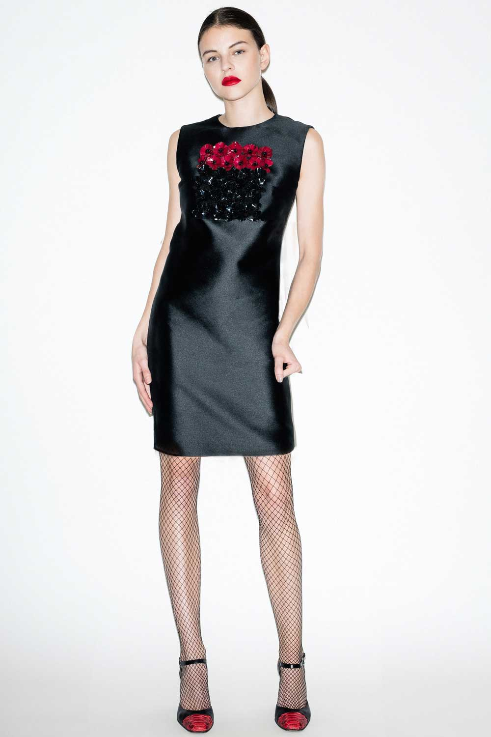 fflag-robe-poppies-faille-ornement-fleurs-sequins-bicolore2