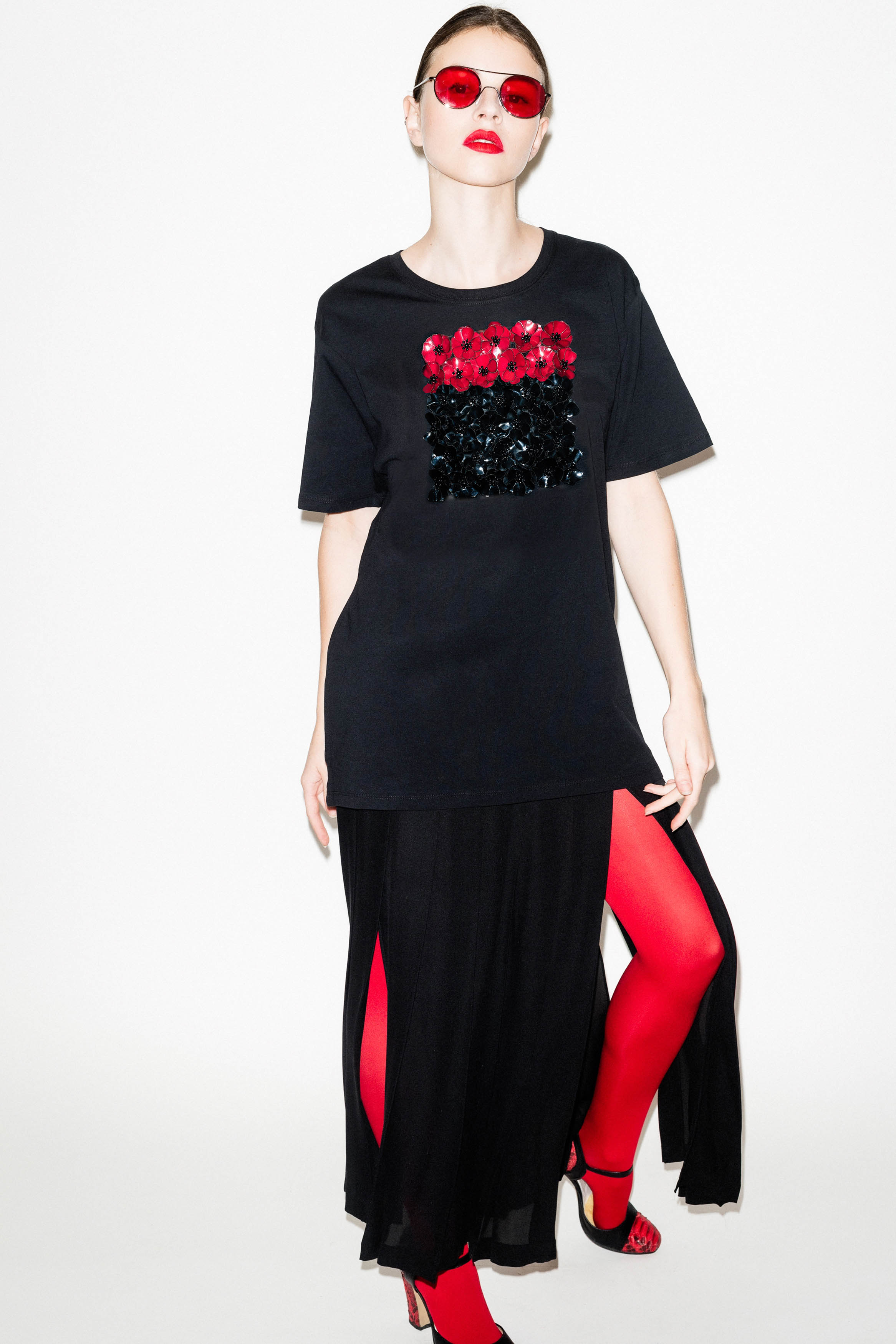 fflag-tee-shirt-long-poppies-ornement-fleurs-sequins-bicolore2