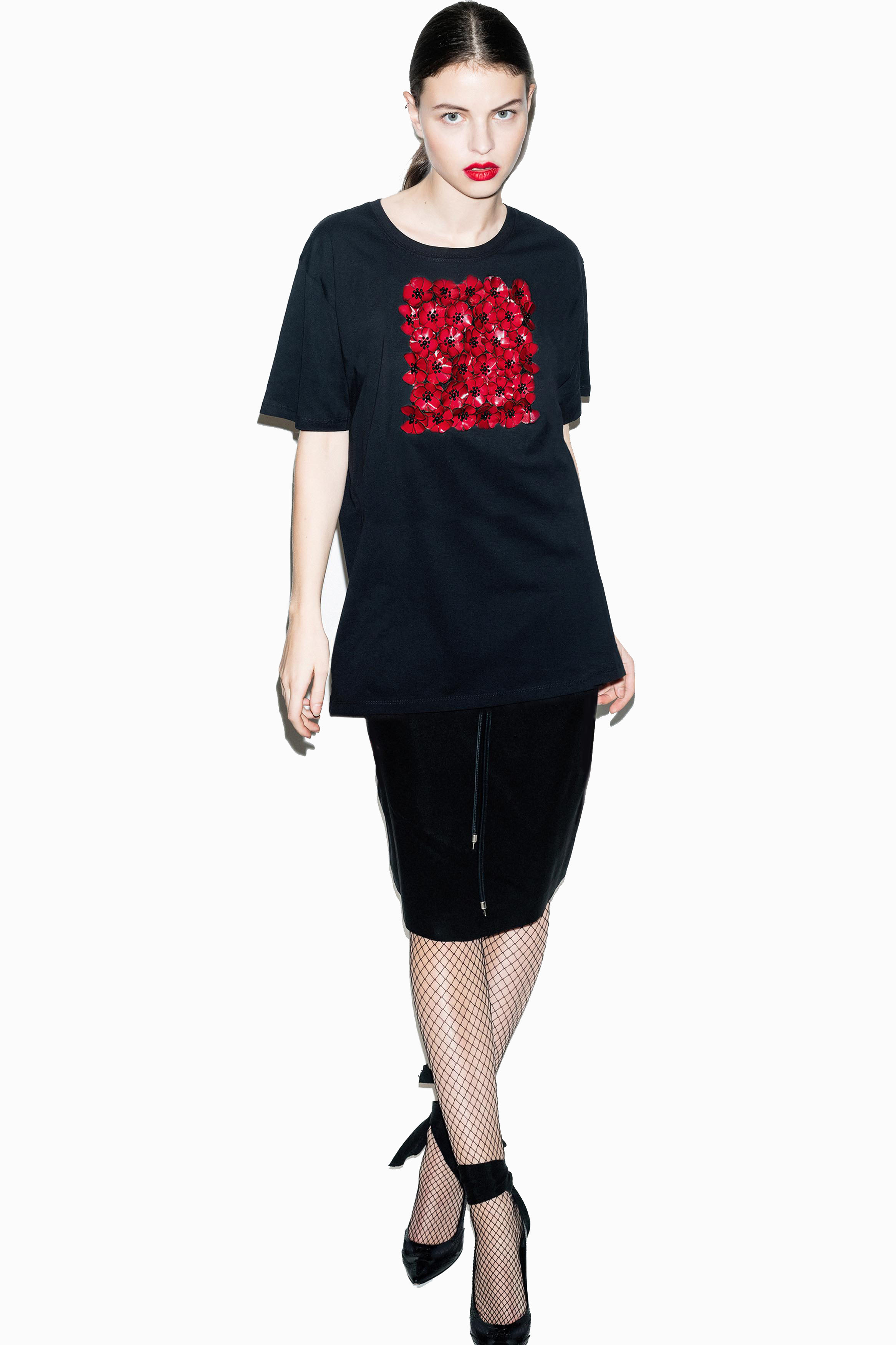 fflag-tee-shirt-long-poppies-ornement-fleurs-sequins-grenat2